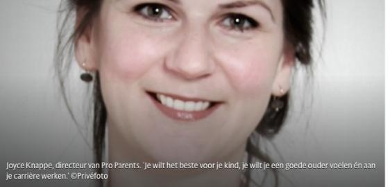 Bedrijfscoach helpt met carrière en gezin – De Gelderlander