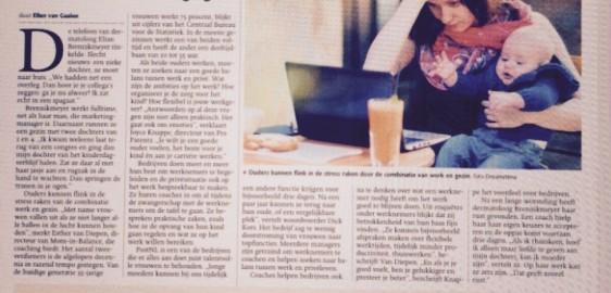 'Ik zat echt in een spagaat' – Eindhovens Dagblad