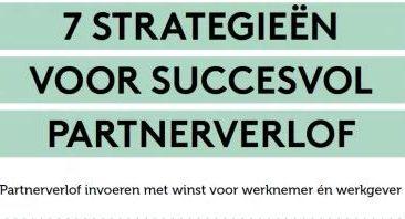 7 strategieën voor succesvol partnerverlof